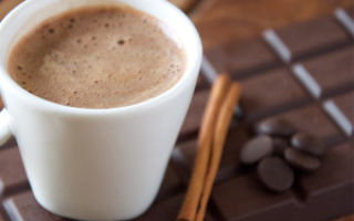 Способ приготовления какао