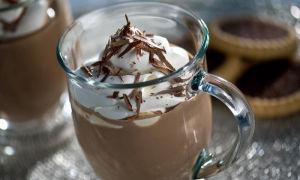 Как приготовить коктейль из какао?