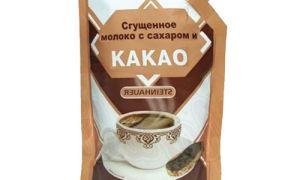 Что такое сгущенное какао?