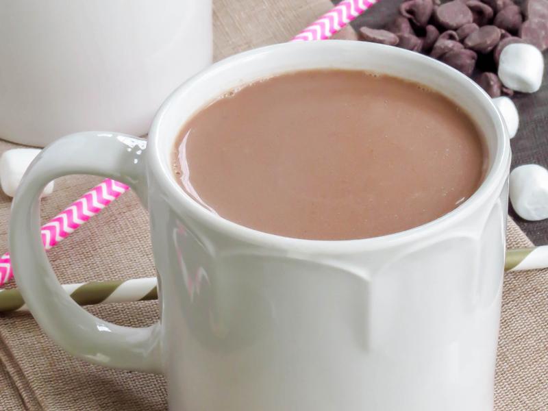 Как сварить вкусное какао на молоке