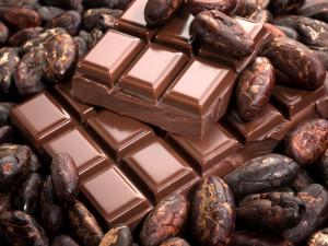 шоколад из какао