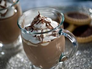 какао коктейль