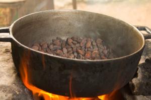 термо обробка какао