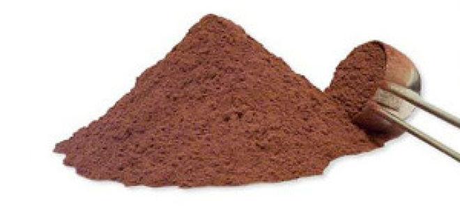 Сколько грамм какао в столовой ложке?