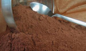 Что такое алкализованный какао порошок?