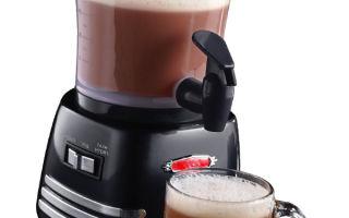 Машина для приготовления какао