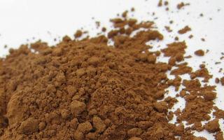 Подделки какао порошка