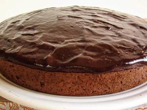 пирог из какао 2