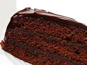 пирог из какао